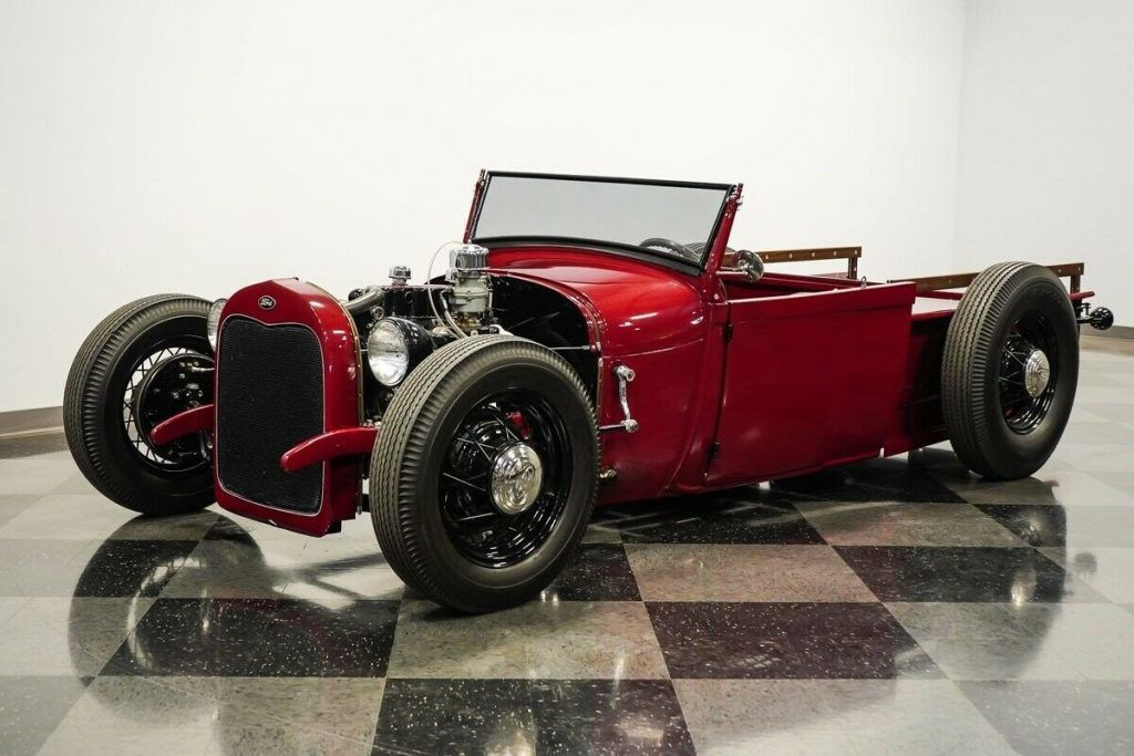 1929 Ford Pickup hot rod [one-of-a-kind]