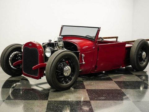 1929 Ford Pickup hot rod [one-of-a-kind] for sale