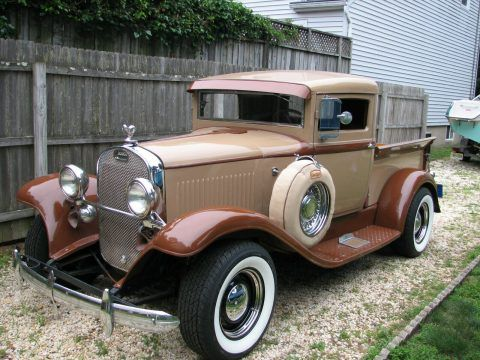 1932 Dodge Custom pickup [chopped top] for sale