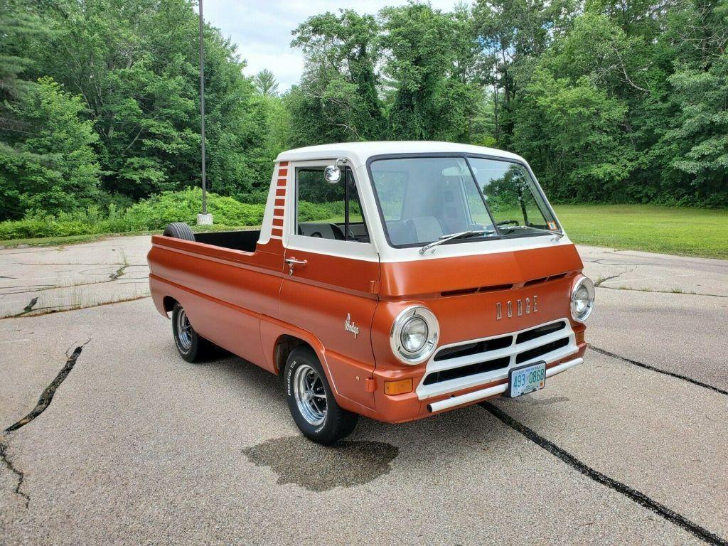 1964 Dodge A 100 Pickup custom [very cool and rare]