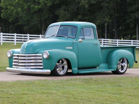 1951 Chevrolet 5 Window Pickup custom [one of a kind] for sale