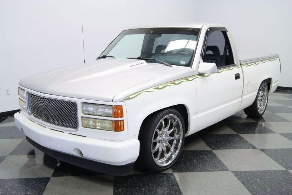 1992 GMC 1500 custom [restomod]