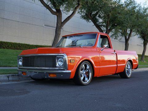 1971 Chevrolet C10 Custom Short Bed Restomod custom [frame off restoration] for sale