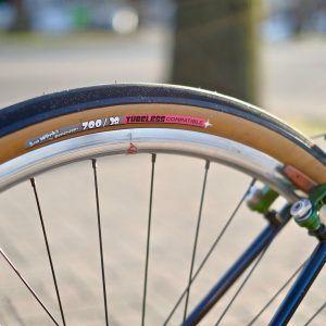 Sim Works x Panaracer Volummy tubeless ready tyres