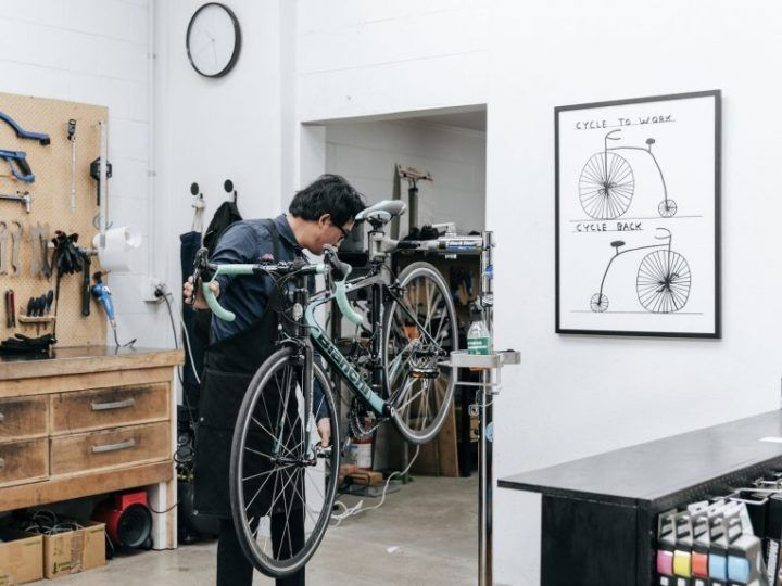 Bicycle Maintenance for Beginners.