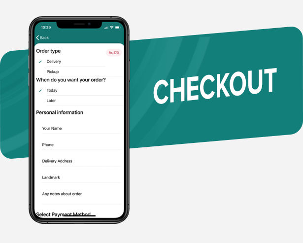 Whatsapp Ordering - Multi Purpose Single Store ionic 5 App Complete solution with Laravel Backend - 14