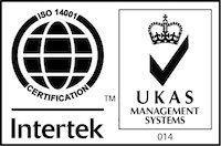 9001 UKAS logo