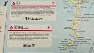 Great British Adventure Map - Skye