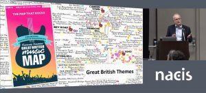 The Great British Music Map - NACIS Presentation