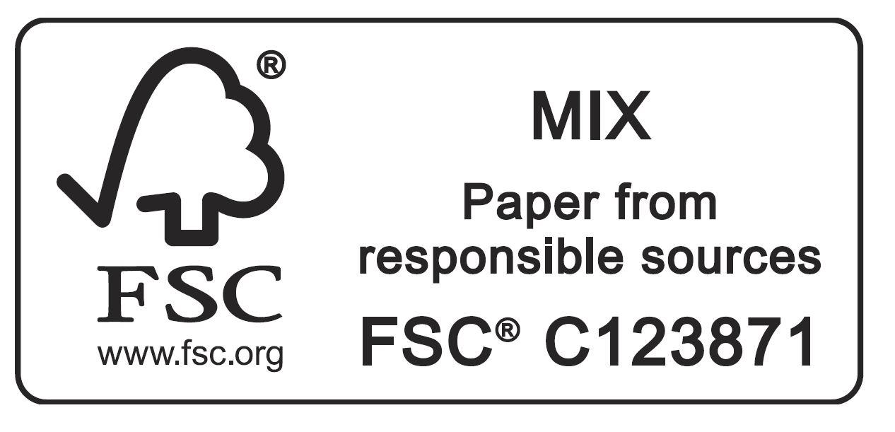 Dennis Maps FSC Logo