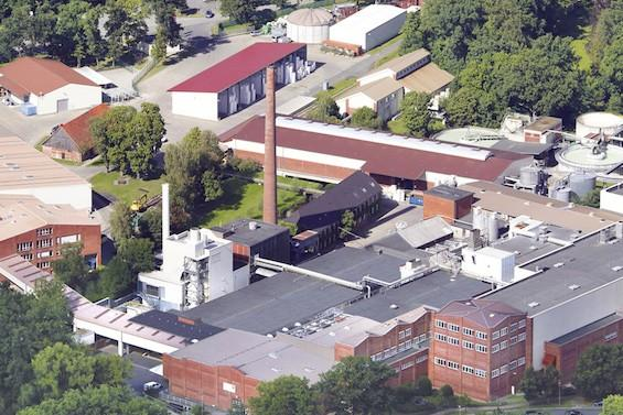 Factory for DREWSEN Special Papers