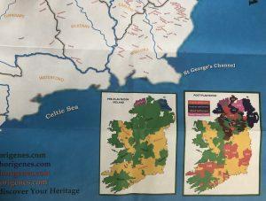 Plantation Surnames of Ireland - Origenes