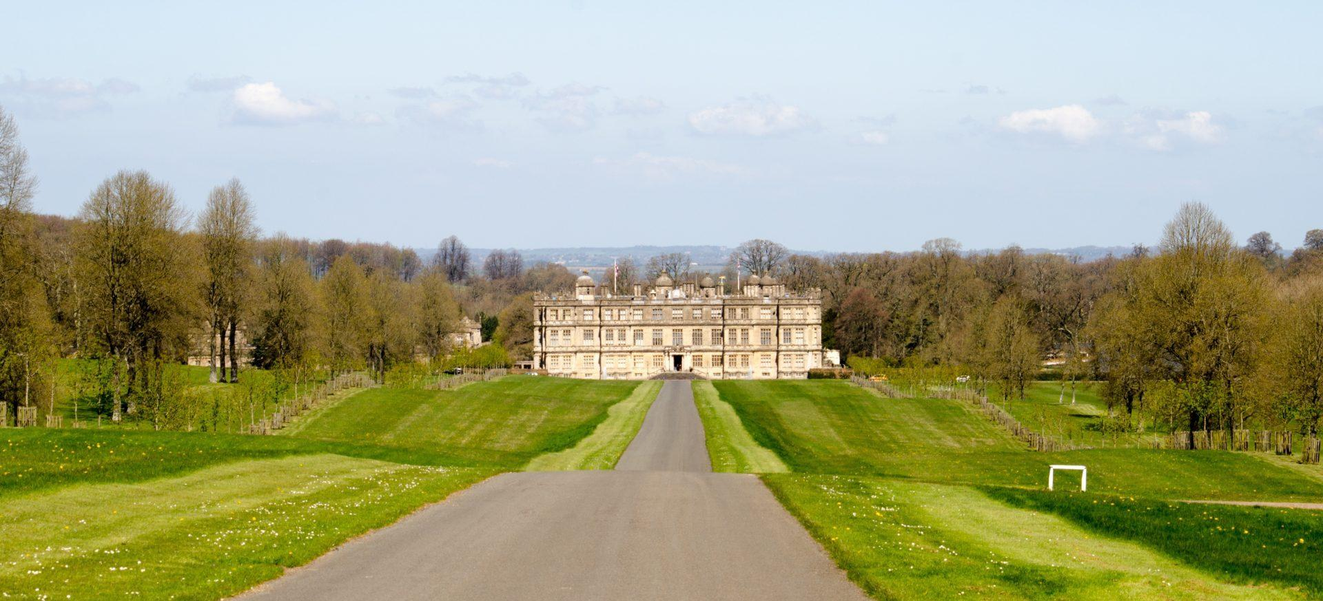 Longleat Cycling Route