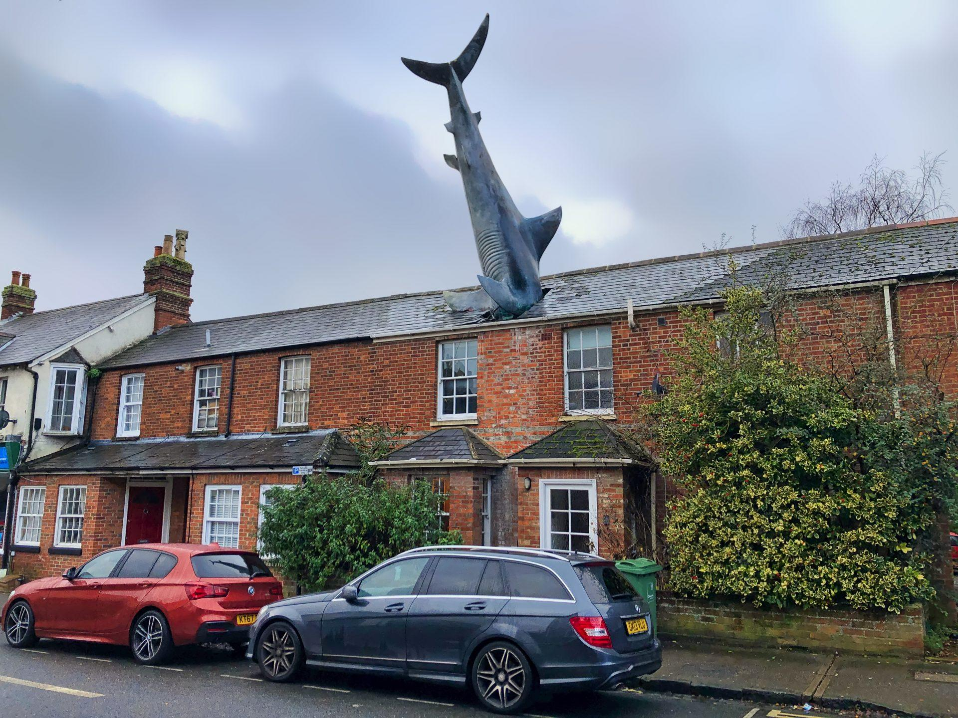 The Shark House, Headington, Oxford