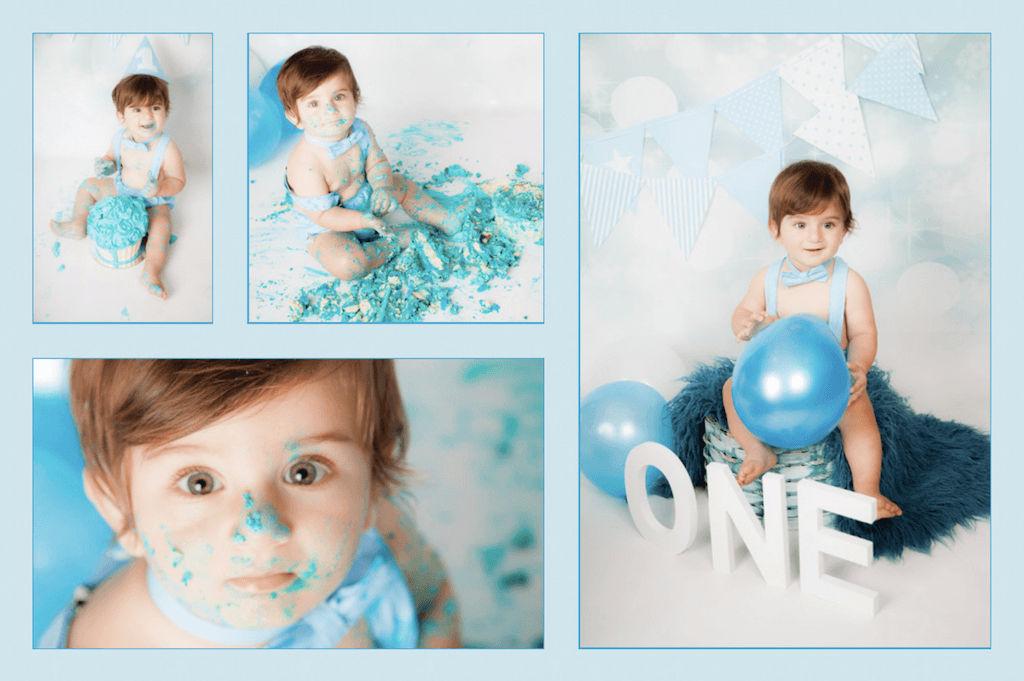 cakesmash boys blue