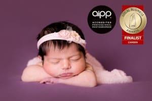 newborn photography mount annan