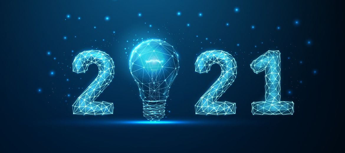 Top technology trends in 2021