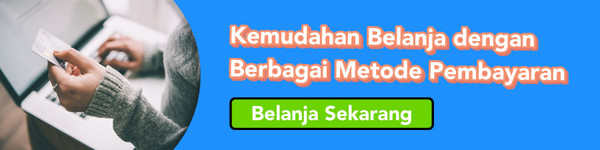 banner consideration payment bg blue