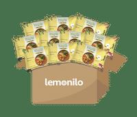 Paket Lemonilo Mie Instan Kuah Rasa Kari Ayam Isi 10 Pcs
