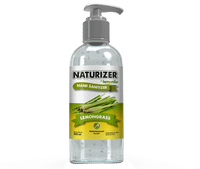 Hand Sanitizer Naturizer by Lemonilo Lemongrass Gel 300 ml