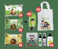 Paket Spesial Anak Lemonilo GRATIS Goodie Bag 2