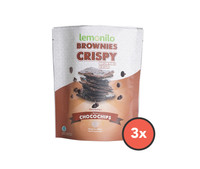 [Pre Order] Paket Brownies Crispy Chocochips isi 3 Pcs
