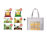 Paket Spesial Lemonilo x IKAT Indonesia by Didiet Maulana (Green)