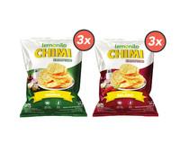 Paket Komplit Keripik Tempe Chimi 2