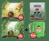 Paket 10 Mie Kari Ayam, 10 Mie Ayam Bawang, dan 1 Michoco GRATIS Mug Karakter Papa Nilo 0