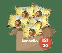 Paket Lemonilo Mie Instan Kuah Rasa Kari Ayam Isi 20 Pcs