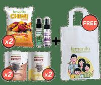 Paket Spesial Anak Lemonilo GRATIS Goodie Bag