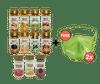 Paket Komplit Rempah Lemonilo GRATIS 2 Masker Kain 0
