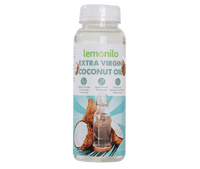 100% Organic Extra Virgin Coconut Oil (VCO) 250 ml | Lemonilo