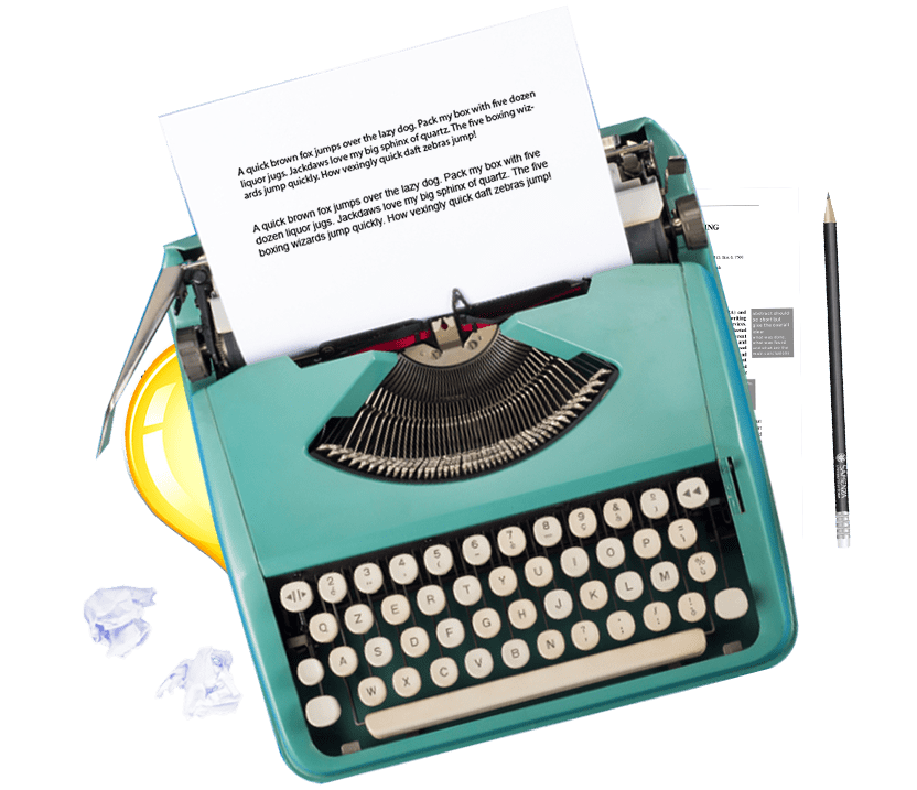 copywriting & content writing services