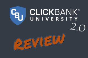 ClickBank University 2.0 Review: Research Done For You (2018)