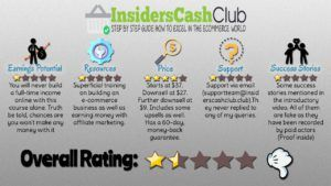 Insiders Cash Club Review: Earn An Extra $0 Per Week!