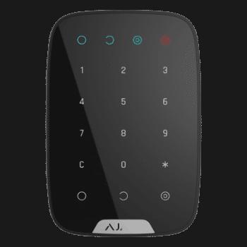 Ajax KeyPad - Беспроводная клавиатура - черная - фото 1