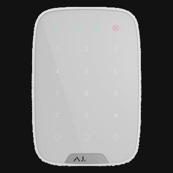 Ajax KeyPad - Беспроводная клавиатура - белая - фото 1
