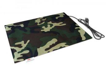 Коврик Lappo с подогревом USB, 32х26 см. Цвет камуфляж - фото 1