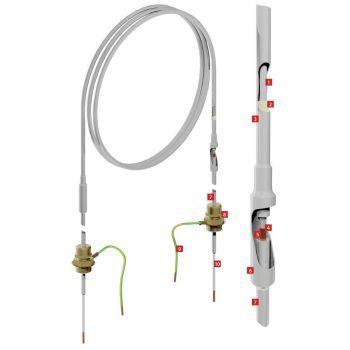 Нагревательный кабель промышленный MIC - фото 1