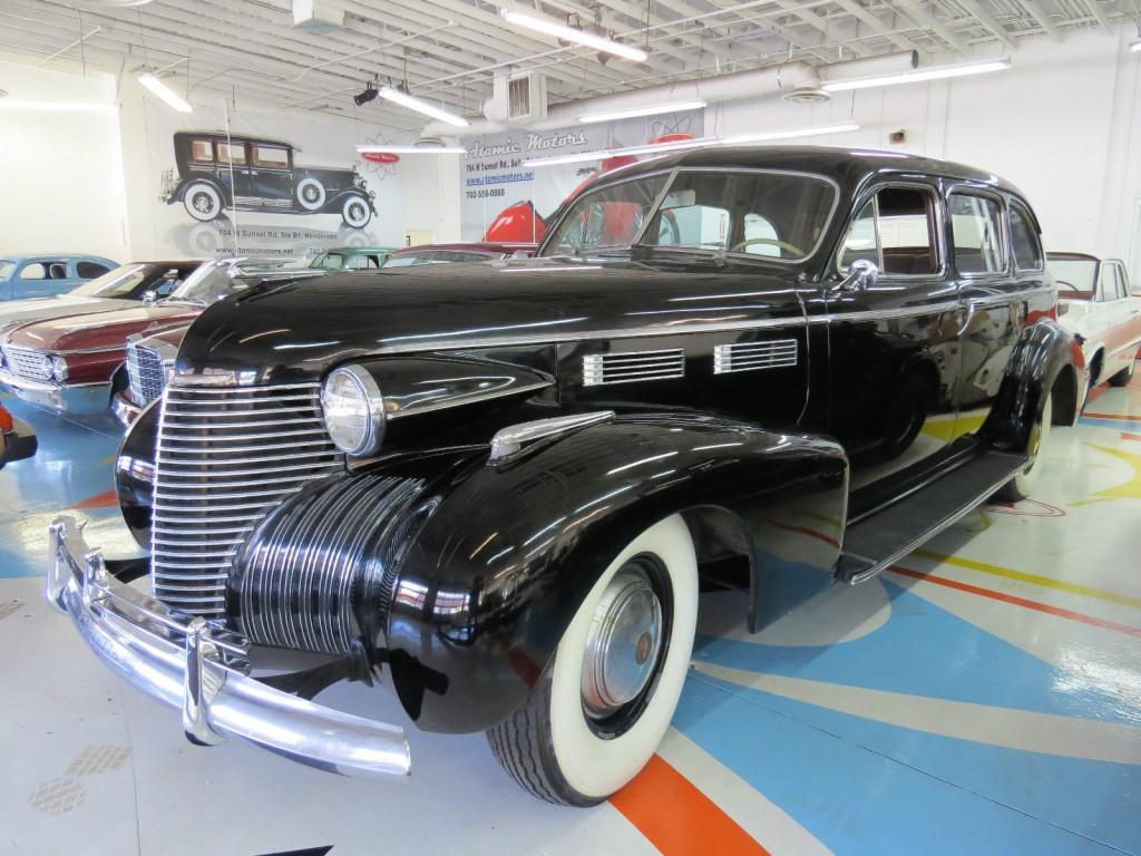 1940 Cadillac Fleetwood Series 72