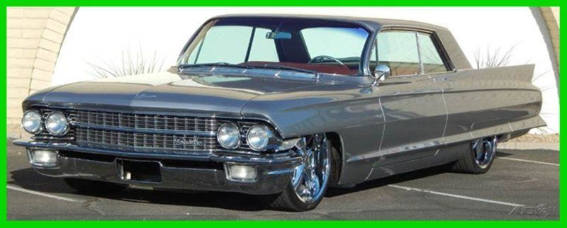 1962 Cadillac Deville 1962 Cadillac Coupe Deville Custom FULL Frame OFF