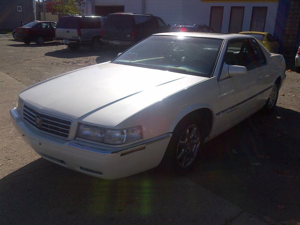 1998 Cadillac Eldorado ESC Coupe 2 Door 4.6L