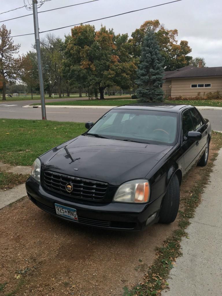 2000 Cadillac DTS DTS
