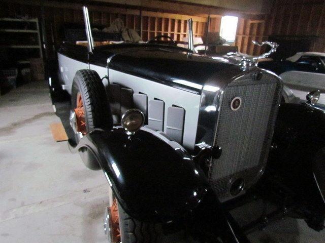 1931 Cadillac 355R Convertible Coupe