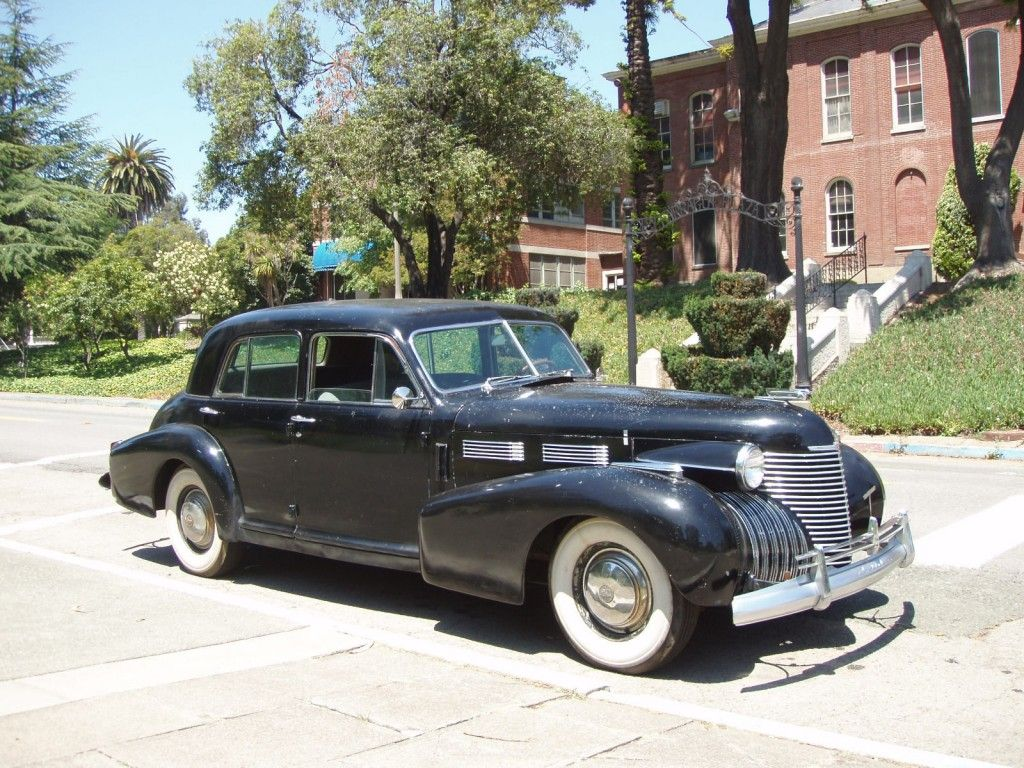 1940 Cadillac Fleetwood 60 Special
