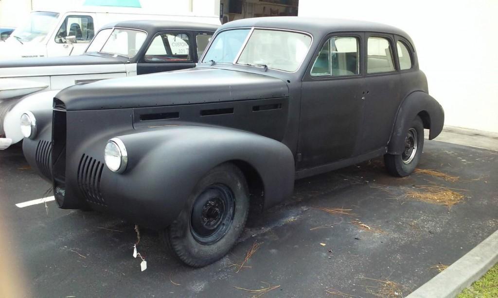 1940 Cadillac LaSalle Sedan