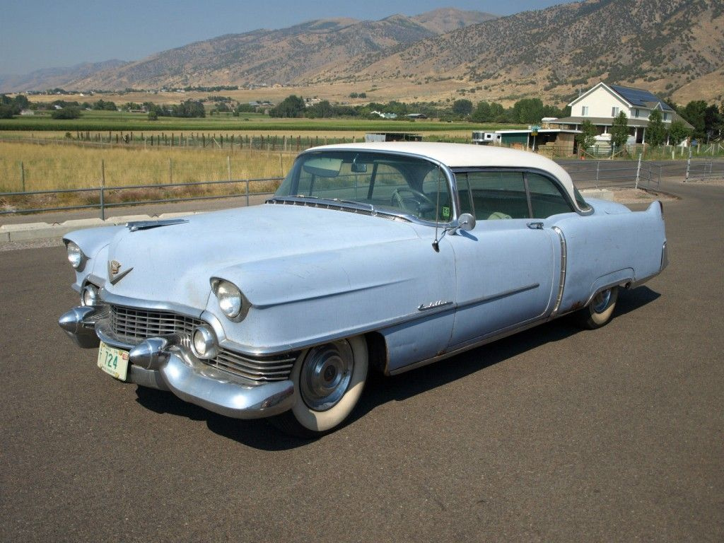 1954 Cadillac Series 62 Coupe