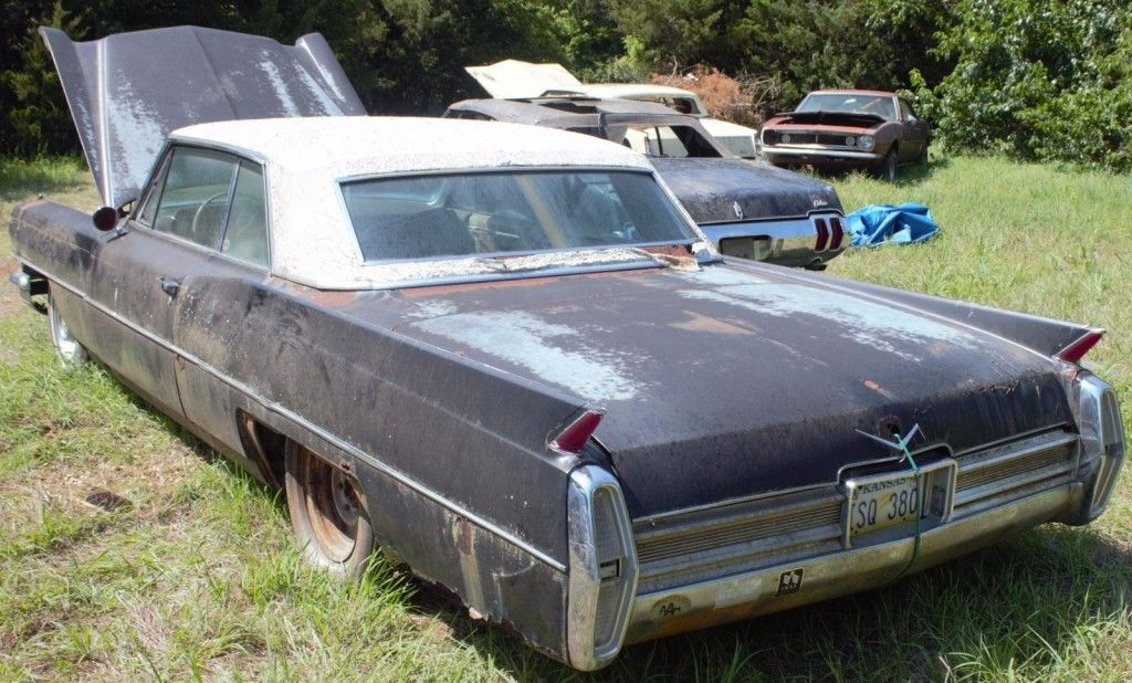 1964 Cadillac Series 62 Coupe