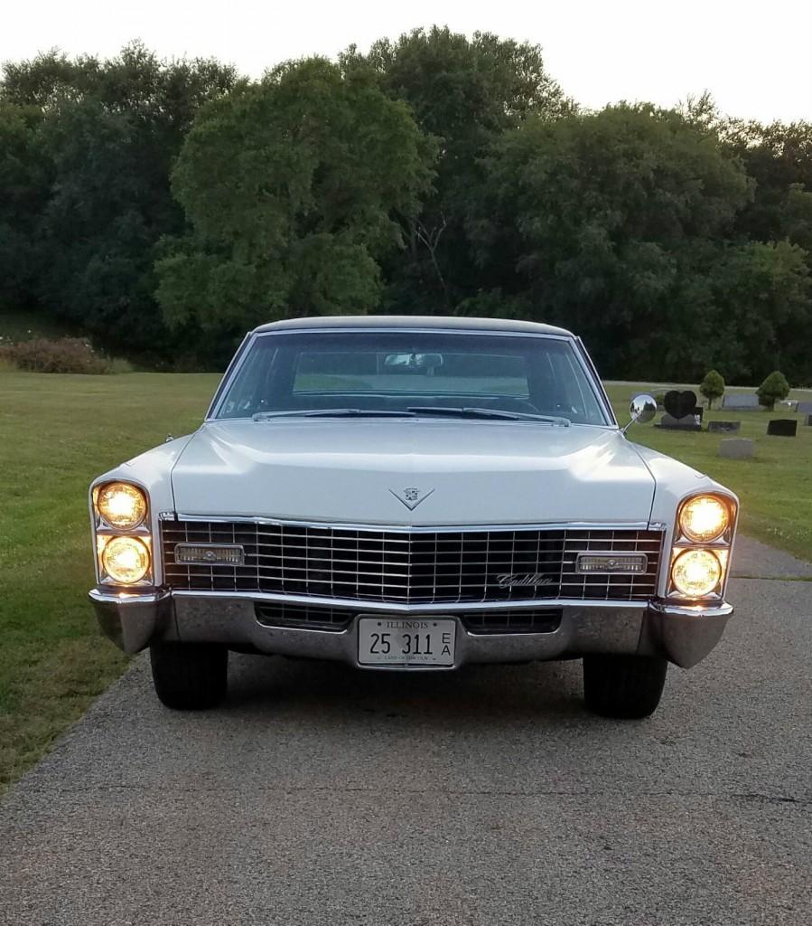 1967 Cadillac Sedan DeVille